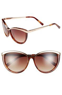 090e83bdd0c Lilly Pulitzer®  Mittie  56mm Cat Eye Sunglasses