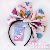 Image of Dino-Bow. Available at www.iamchubbybunny.com