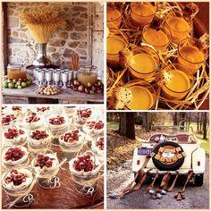 autumn wedding.