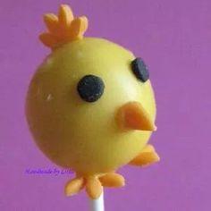 Cakepop chick