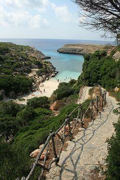 Binidalí Menorca Beaches, Explore, Landscape, Scenery, Corner Landscaping, Exploring