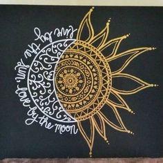 Mandala henna art, henna canvas, mandala canvas, half mandala tattoo, sun h Tattoo Mond, Et Tattoo, Piercing Tattoo, Tattoo Quotes, Live Tattoo, Hand Tattoo, Ankle Tattoo, Sol Mandala, Sunflower Mandala Tattoo