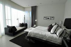 Chic Contemporary Bedroom (20)