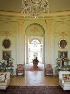 Timothy Corrigan's Restored 18th-Century French Chateau du Grand-Luc Can Be Yours For $11.4-Million (PHOTOS & VIDEO)   Pricey Pads