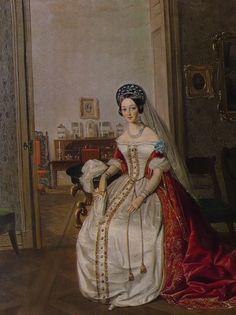 1840er?, russische Hofkleidung