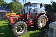 Zetor Tractor, 1970s or later