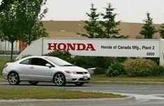Honda of Canada Manufacturing