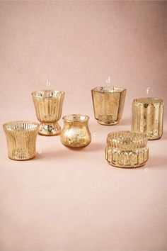 Petaled Card Holders (6) in New at BHLDN