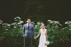 Whitney and Joshua's intimate wedding at Island Lake Lodge was a stunning display of mountains, forest, and love as the pair exchanged vows in nature. Wedding Flowers, Wedding Dresses, Intimate Weddings, Vows, Wedding Blog, Bouquets, Mountain, Portraits, Island