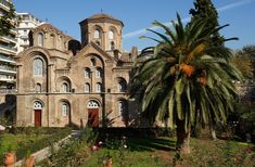 Church Panagia Chalkeon Thessaloniki, Byzantine, Barcelona Cathedral, Europe, Mansions, History, Architecture, House Styles, World