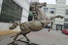 antique life size bronze horse sculpture,garden horse statues for sale