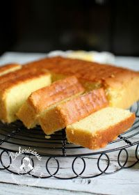 Bakericious: Perfect Butter Cake 完美牛油蛋糕