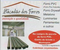 Eu recomendo Atacadão dos Forros- Jardim Guanabara II, #Goiânia, #Goiás, #Brasil