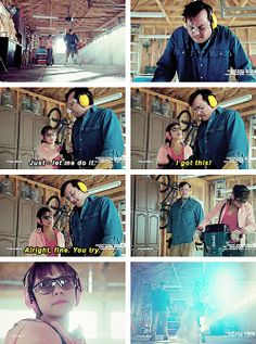 [gifset] Allison and Donnie Hendrix #OrphanBlack