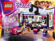 Lego 41103 Pop Star Recording Studio