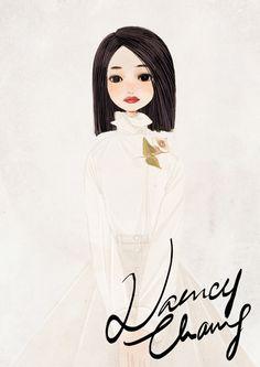 Nancy Zhang.