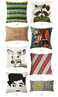 Eat Drink Chic » Archives one Donna Wilson ... two H ... three Selfridges ... four Anthropologie ... five H ... six Pony Rider ... seven Jonathan Adler ... eight CB2
