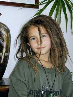 kid with dread locks.