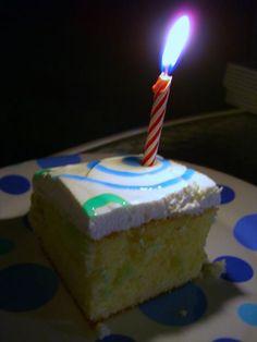Yellow Sheet Cake (Birthday Cake) | Baking Bites