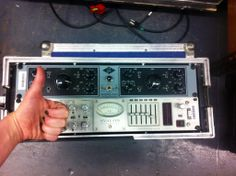 Avalon 747 & a UA 2610! #TUBES #audio #rackgear