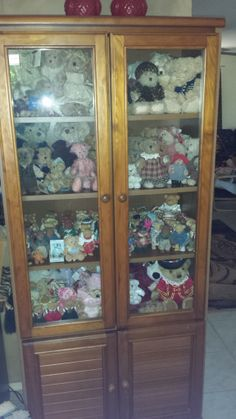 And, More In Another Cabinet