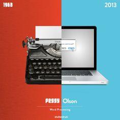 The World of Mad Men in 2013 | Feel Desain