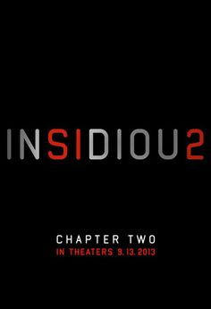 Insidious Chapter 2 2013 Online Subtitrat | Cr3ative Zone