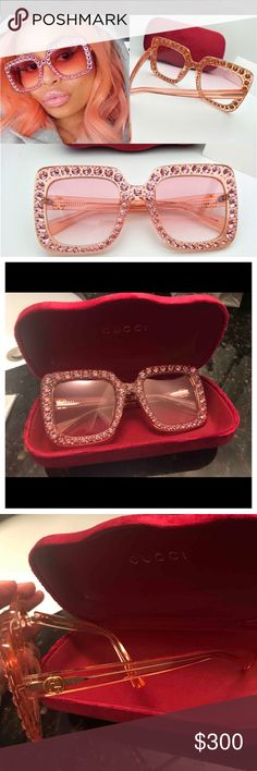 Gucci pink sunglasses Gucci pink sunglasses Gucci Accessories Sunglasses