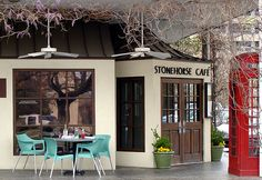 Tulsa's Best Patio Dining - Photo: Stonehorse Cafe
