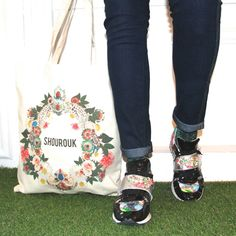 Tote Bag - Shourouk - Online Jewelery Eshop
