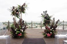 """10 Likes, 3 Comments - Table Top Towers (@tabletoptowers) on Instagram: """"SHOUT IT FROM THE ROOFTOP// a beautiful collaboration with @the_eventurer and @tilldaflowers…"""""""