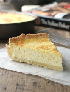 Tarta de Ricota y masa dulce paso a paso - Cocina Central