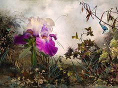 Photo manipulation by Ysabel LeMay | http://inagblog.com/2016/05/ysabel-lemay/ | #photography