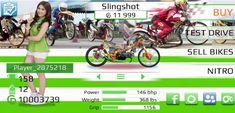 Dragbike Malaysia by Budak Ciku apk mod Drag Racing Games, Game Motor, Bikes Games, Drag Bike, Bicycle, Biking, Joker, Free, Board