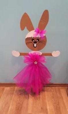 Ötletes Blog: Aranyos Húsvéti Nyuszi fillérekből Diy And Crafts, Crafts For Kids, Blog, Party Ideas, Holidays, Creative, Crafts Toddlers, Vacations, Holidays Events