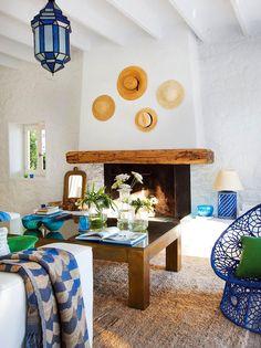 Восхитительная летняя вилла на Ибице - http://interiorizm.com/ibiza-house