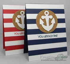 Kristie's amazing article on the Nautical rubber stamping trend!  #stampnation http://catherinepooler.com/2013/06/nautical-trend-in-rubber-stamping-and-card-making/