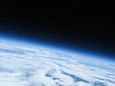 19-Year Old Teenager Takes Pictures Of Earth From Space By Floating A £30 Camera Into The Atmosphere! | Inhabitat - Sustainable Design Innovation, Eco Architecture, Green Building