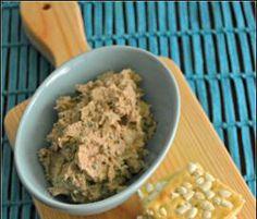 Receita Paté de sardinha por Isa85 - Categoria da receita Entradas