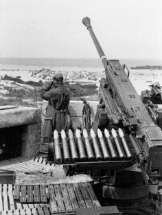 Hellcat — moonmars13:   German Flak 41 AA gun