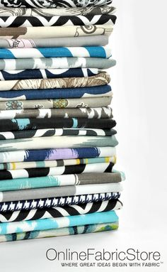 Premier Prints fabric. Hundreds of styles and colors.