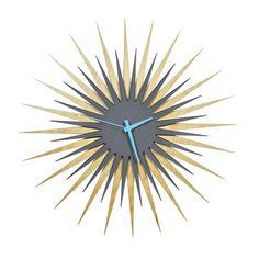 "Found it at AllModern - Oversized 23"" Atomic Wall Clock"