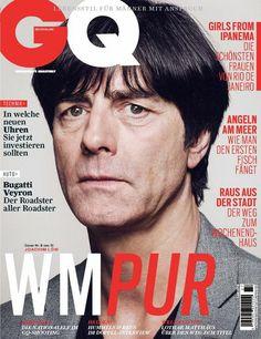 Das WM-Team 2014 auf der GQ: So kommen Sie an Ihr Lieblings-Cover - GQ