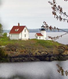 Curtis Island Light, Camden, Maine Many is the time my Bill and I have visited this island by canoe and jon boat!   LOVE this place!
