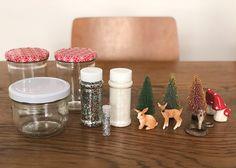 Diy Weihnachten, Snow Globes, Xmas, Advent, Decor, Diy Snow Globe, Decoration, Christmas, Navidad