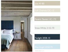 color palette blues & grays 2.001