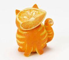 I've always been partial to orange cats.