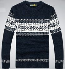 New 2016 Men Winter Sweaters Matching Couple Ugly Christmas Sweaters Men Knitted Polo Mens Jumper Turtleneck Sweater(China (Mainland))