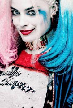 #Harley #Quinn #Harley_Quinn #DC #Suicide Squad #Margot #Robbie #Margot_Robbie