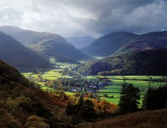 Borrowdale, Cumbria. | 9 Of The Most Awe-Inspiring Views In England